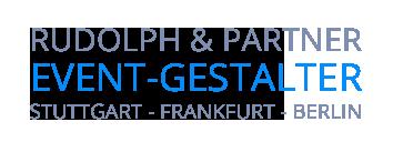 Rudolph und Partner Event-Gestalter Logo