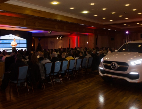 Mercedes-Benz Vans Europe: European Leadership Workshop I