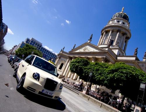 Vorstellung London Taxi TX eCity